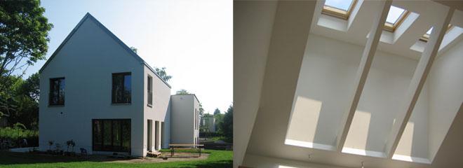 Schlüsselfertiges Einfamilienhaus in Berlin