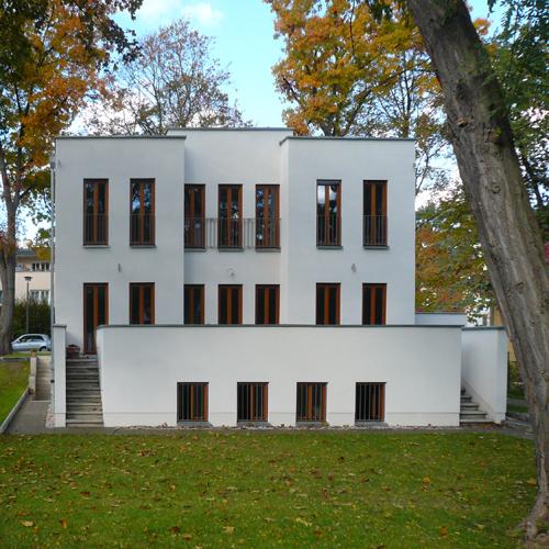 Klassische villa for Klassische moderne
