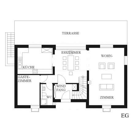 projekte im detail 30er jahre haus. Black Bedroom Furniture Sets. Home Design Ideas