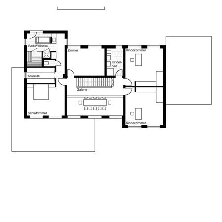 Fenster detail grundriss  Projekte im Detail: Großes Atriumhaus